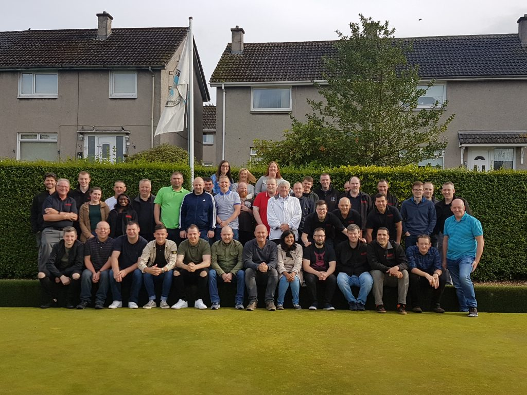 North British Distilleries and Elite Control Systems' Annual Bowl Day