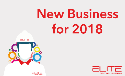 Elite Control Systems Secures New Business for 2018