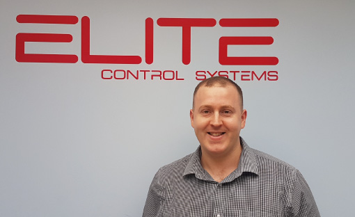 Elite Control Systems Limited appoints David Pollock as Field Sales Manager
