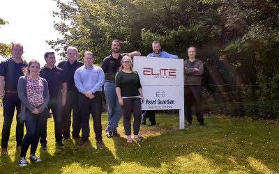 Elite Control Systems Limited joins forces with Asset Guardian Solutions Limited to raise funds for SAMH (Scottish Association for Mental Health)