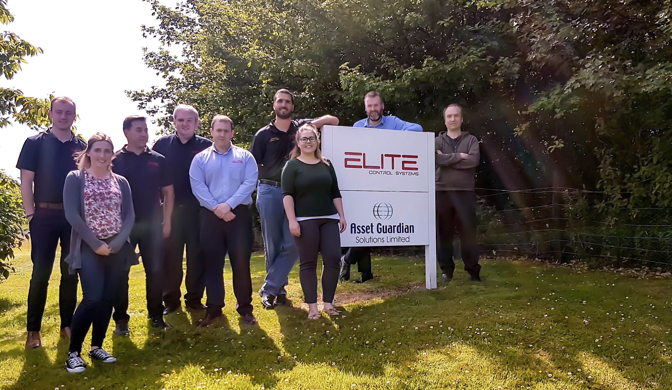 Elite Control Systems Limited and Asset Guardian Solutions Limited join forces to raise funds for SAMH (Scottish Association for Mental Health) in Edinburgh's 5k Tough Mudder Event on 25th August 2018