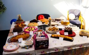 Elite Control Systems Limited teamed up with Asset Guardian Solutions Limited and put on a Charity Bake Off to raise money for SAMH (Scottish Association for Mental Health)