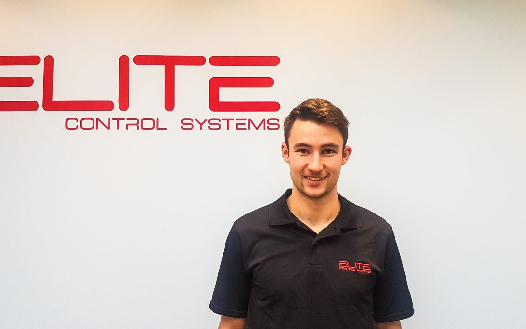 Elite Control Systems appoint a new Graduate Systems Engineer