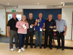 Elite Control Systems and North British Distillery compete in Annual Lawn Bowls Day for Friends of Chernobyl's Children (FOCC)