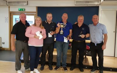 Elite Control Systems and North British Distillery compete in Annual Charity Fundraising Lawn Bowls Day to raise money for Friends of Chernobyl's Children (FOCC)