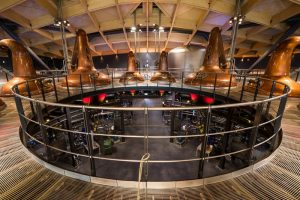 Elite Control Systems provided the critical software control system for the new Macallan Distillery