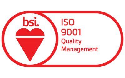 BSI ISO9001 Audit