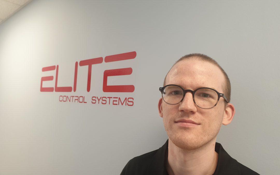 Lewis Bark (BEng, MSc) – Elite Controls – Systems Engineer